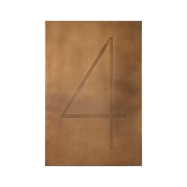 Number4BrassF13