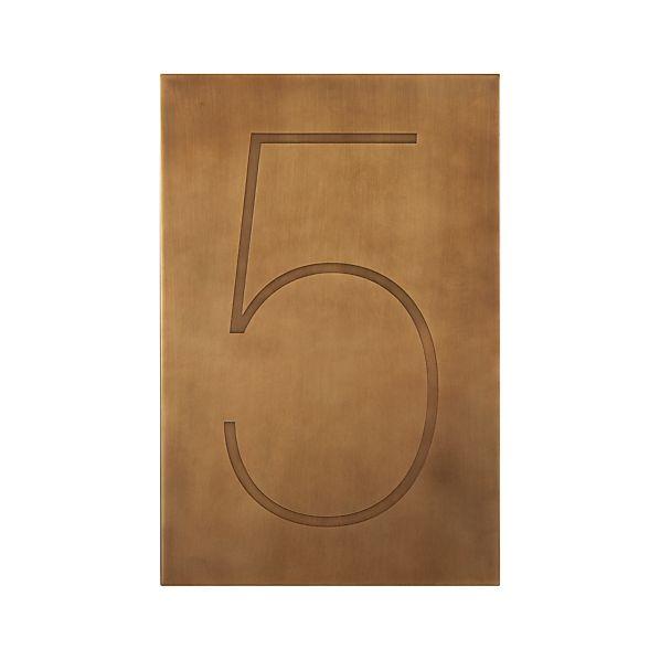 Number5BrassF13
