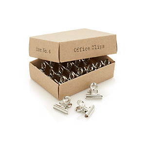 Set of 18 Office Clips