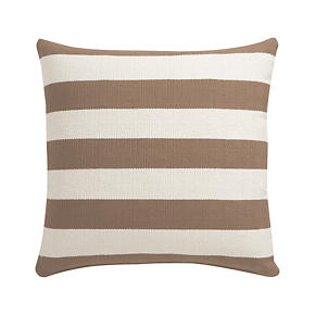 Olin Brown 25 Floor Pillow
