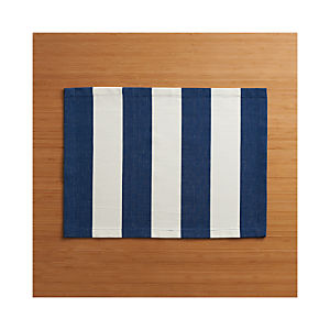 Olin Navy Placemat