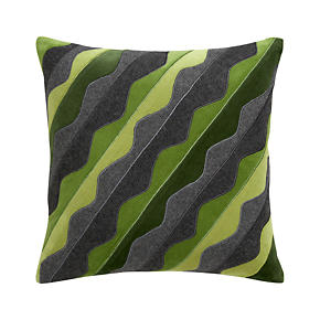 Oliveri Green 18 Pillow
