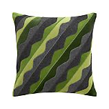 "Oliveri Green 18"" Pillow"