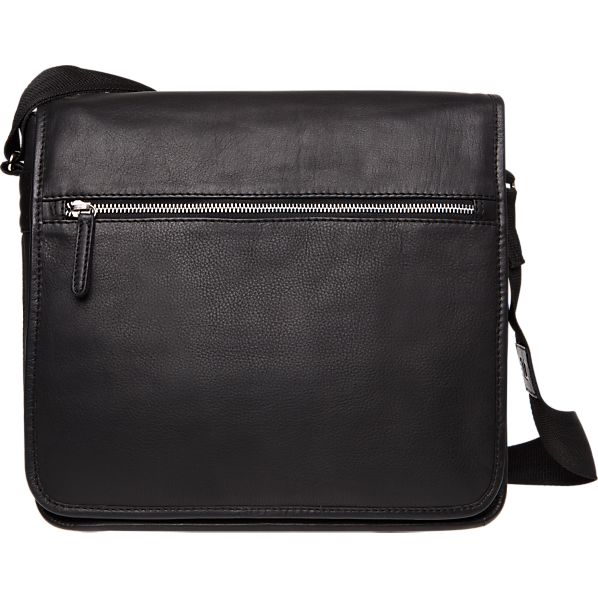 Marimekko Olkalaukku Black Leather Bag