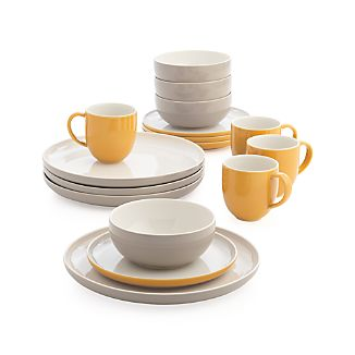 Olson 16-Piece Dinnerware Set