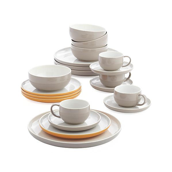 Olson 20-Piece Dinnerware Set