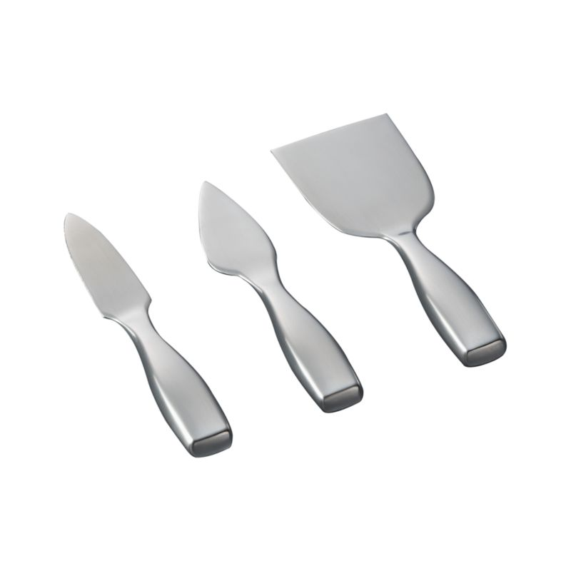 Olympic 3-Piece Cheese Knife Set