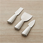 Olympic 3-Piece Cheese Knife Set.