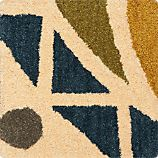 "Oman 12"" sq. Rug Swatch"