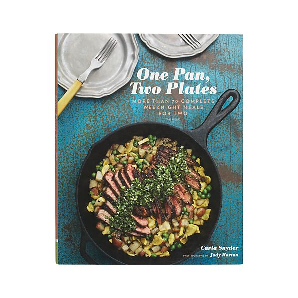 """One Pan, Two Plates"""