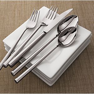 Crate And Barrel Flatware Chest   Lyfe Kitchen