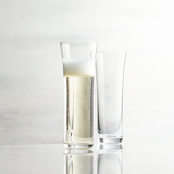 Orb Champagne Glass