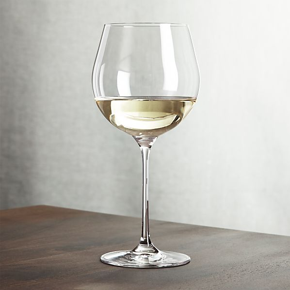 Oregon 22 oz. Big White Wine Glass