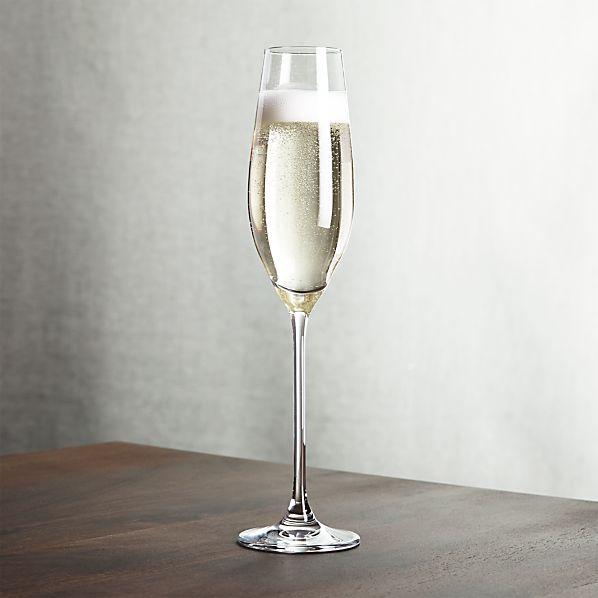 Oregon Champagne Glass