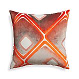 "Oren 20"" Pillow with Down-Alternative Insert"