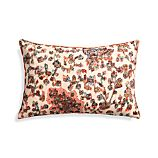 "Oriana 20""x13"" Pillow with Feather-Down Insert"
