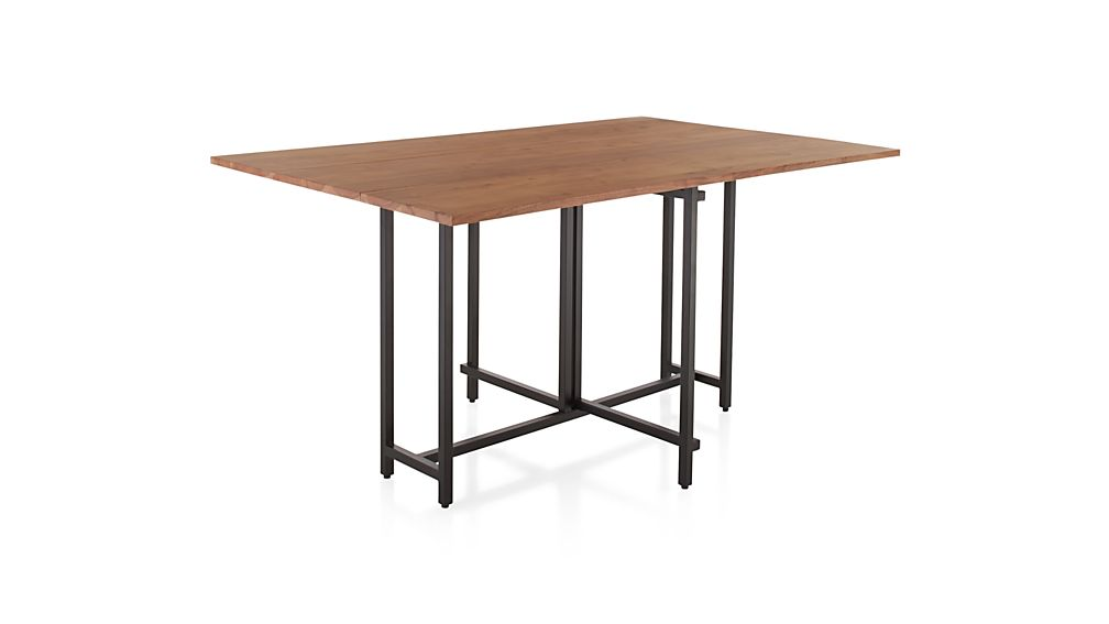 Origami Drop Leaf Dining Table In Tables Crate