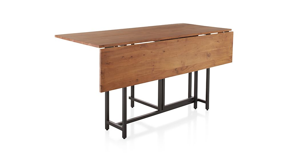 Origami Drop Leaf Dining Table