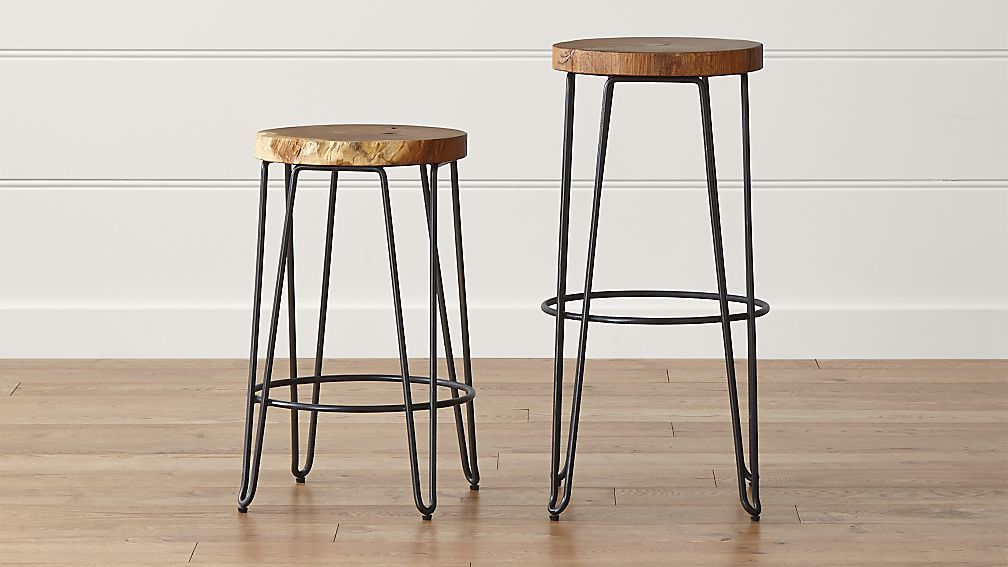 Origin Bar Stools Crate And Barrel