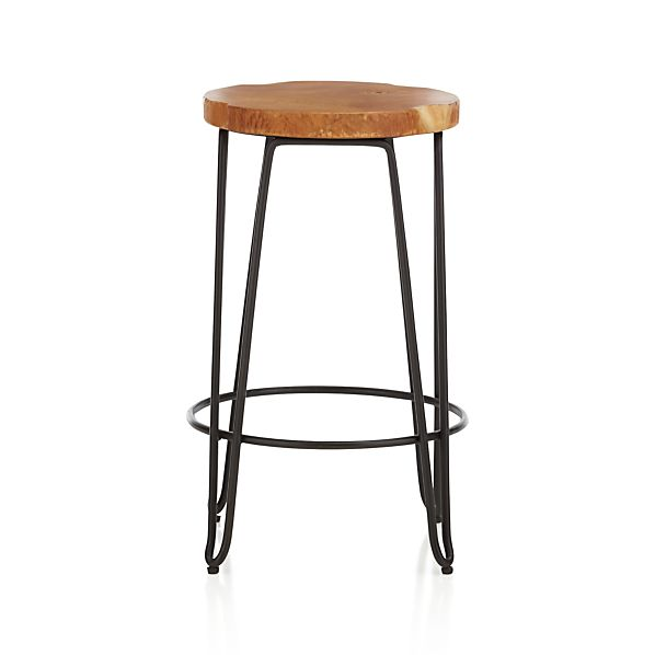origin counter stool in bar stools crate and barrel