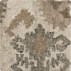 Orissa Neutral Wool Rug Swatch.