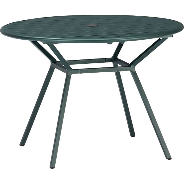 "Orleans 42"" Round Café Dining Table"
