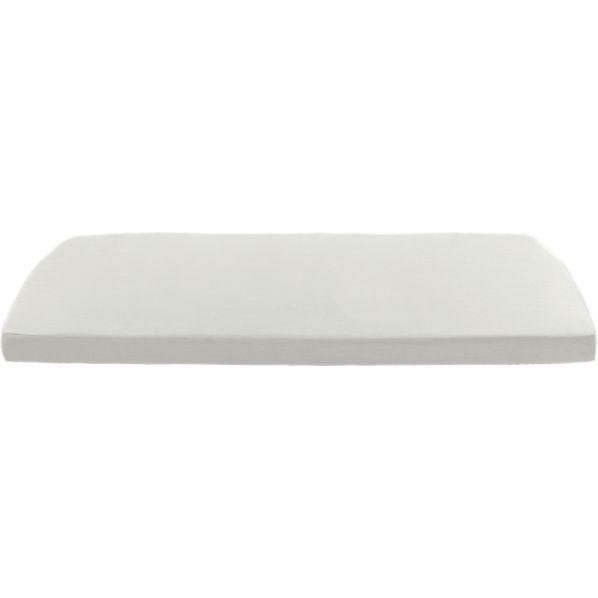 Orleans Sunbrella ® White Sand Sofa Cushion