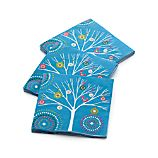 Ornament Trees Beverage Napkins Set of 20