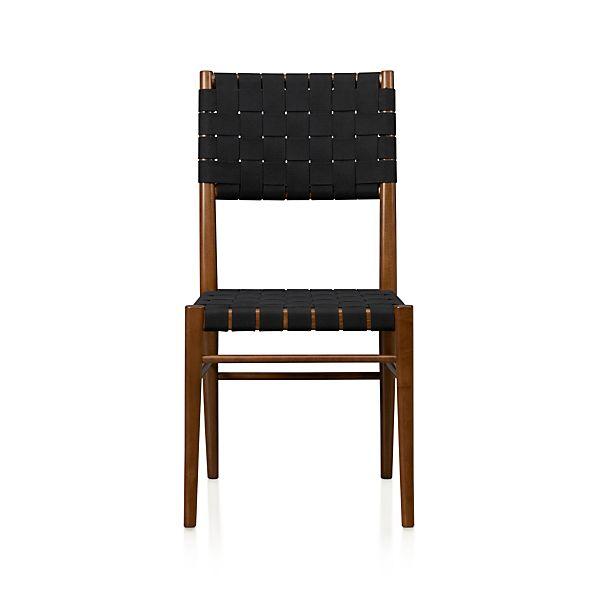 Oslo Black Side Chair
