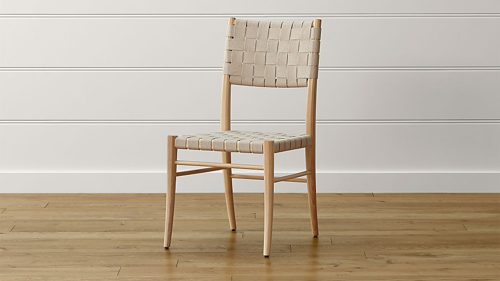 Oslo Natural Side Chair