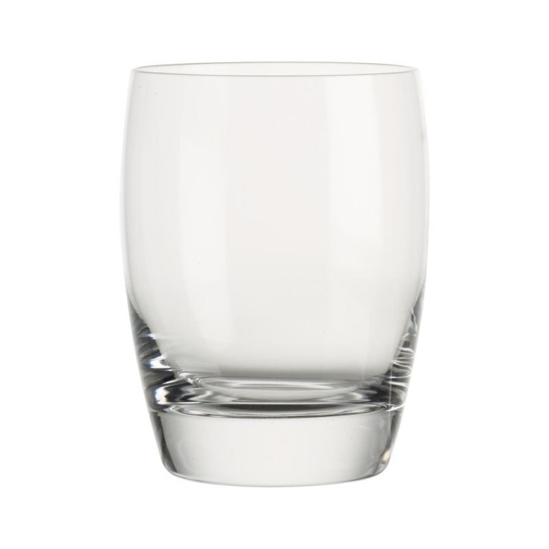 Otis Double Old Fashioned Glass Crate And Barrel