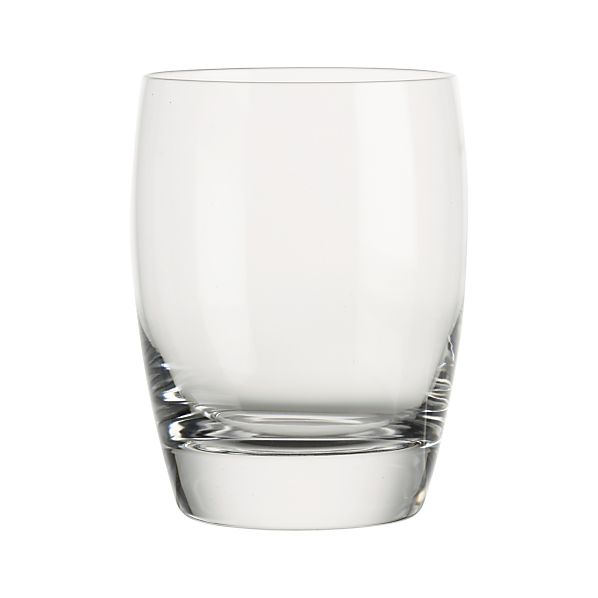 Set of 4 Otis Double Old-Fashioned Glasses