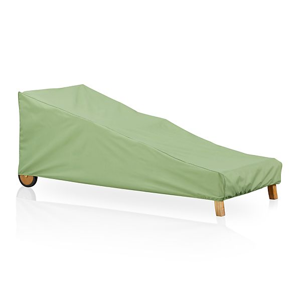 Outdoor furniture covers chaise lounge home decoration club for Chaise lounge canopy