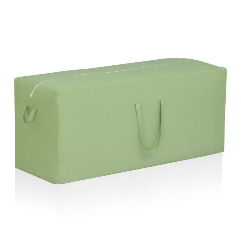 Bench Chaise Cushion Storage Bag in Furniture Covers