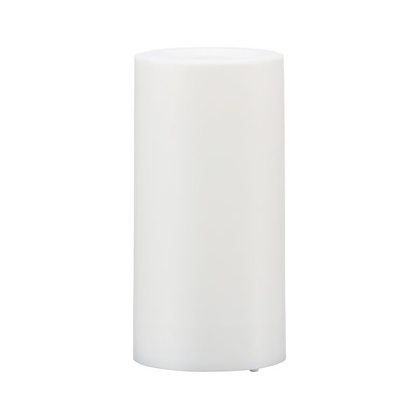 "Outdoor 3""x6"" Pillar with Timer"