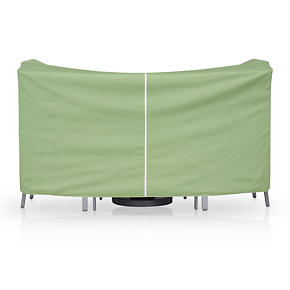 High Dining Table/Barstools Outdoor Furniture Cover