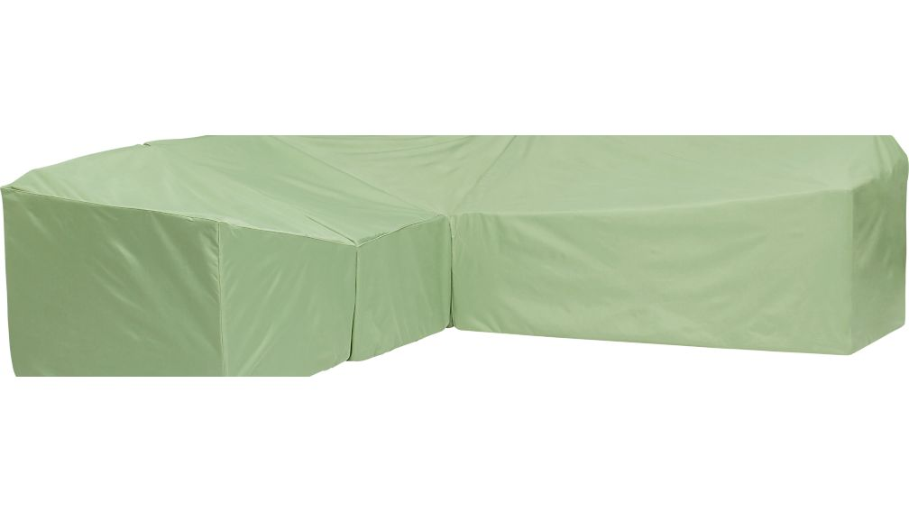 Sectional Chair/Corner Outdoor Furniture Cover In