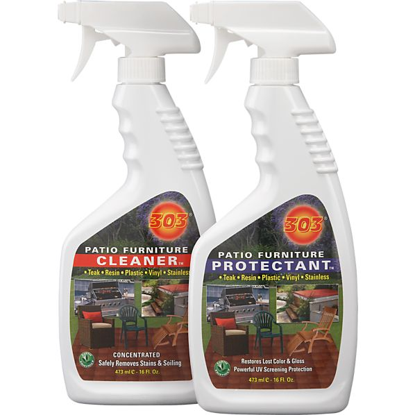 Outdoor Furniture Cleaner/Protectant
