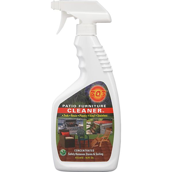 Outdoor Patio Furniture Cleaner