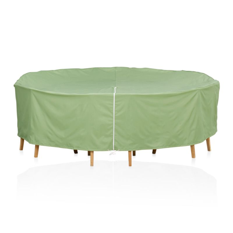 cover with umbrella option in furniture covers crate and barrel
