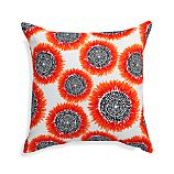 "Ocean Urchin 20"" Sq. Outdoor Pillow"