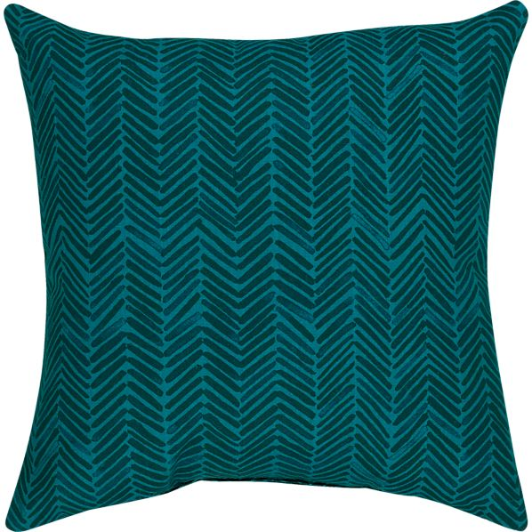 "Juniper 20"" Sq. Outdoor Pillow"