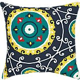 Laurel 20&quot; Sq. Outdoor Pillow