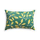 Modern Botanicals Outdoor Pillow.