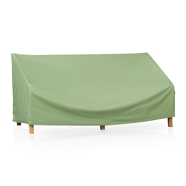 Sofa Outdoor Furniture Cover in Furniture Covers  Crate and Barrel
