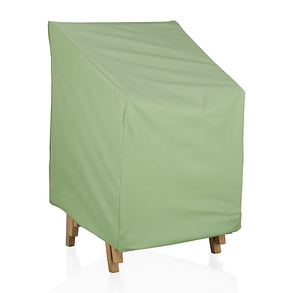 stackable chair outdoor furniture cover crate and barrel
