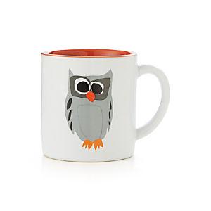 Owl Child's Mug