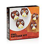 Owl Cupcake Kit