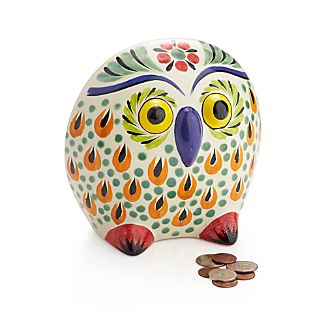 Owl Piggy Bank