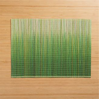 Oxley Green Placemat